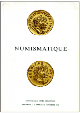 Numismatique. Monnaies de collection. Médailles