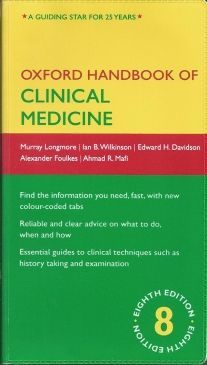 Oxford Handbook of Clinical Medicine - 8th Edition