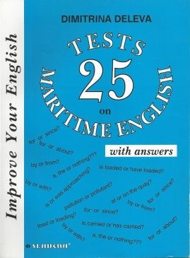 25 Tests on Maritime English with Answers