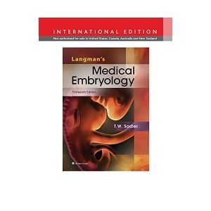 Langman's Medical Embryology, 13th Edition