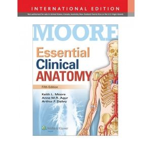 Essential Clinical Anatomy, 5th Edition