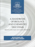 A Handbook of Biology and Chemistry Test Items for the Entrance Tests at Varna Medical University - 2014
